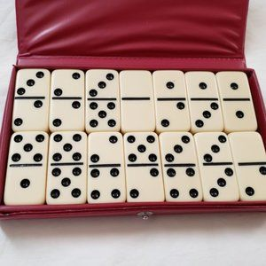 Dominoes Double Six by Cardinal Complete 28